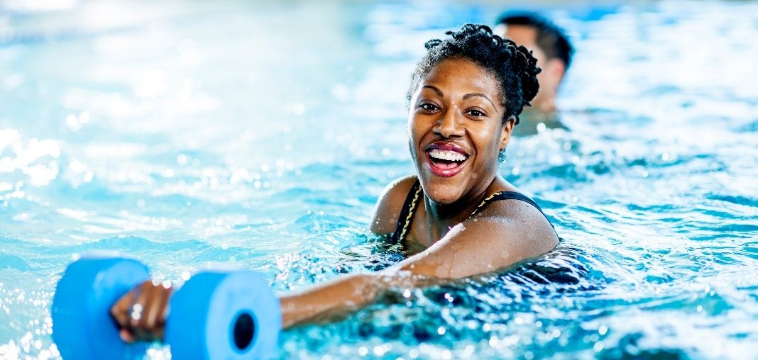 It's Time to Hit the Pool with a New Perspective on Resistance Training on blog.fit2gomeal.com