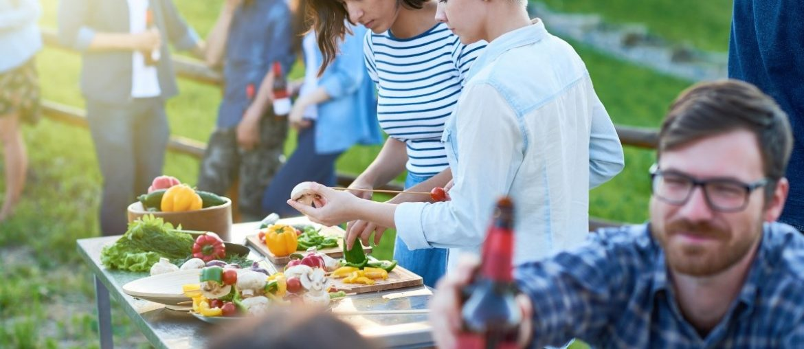 Fire Up The Grill: Six Appetizers to Take to the Summer BBQ on fit2gomeal.com