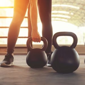 The Ultimate Full-Body Kettlebell Workout on fit2gomeal.com